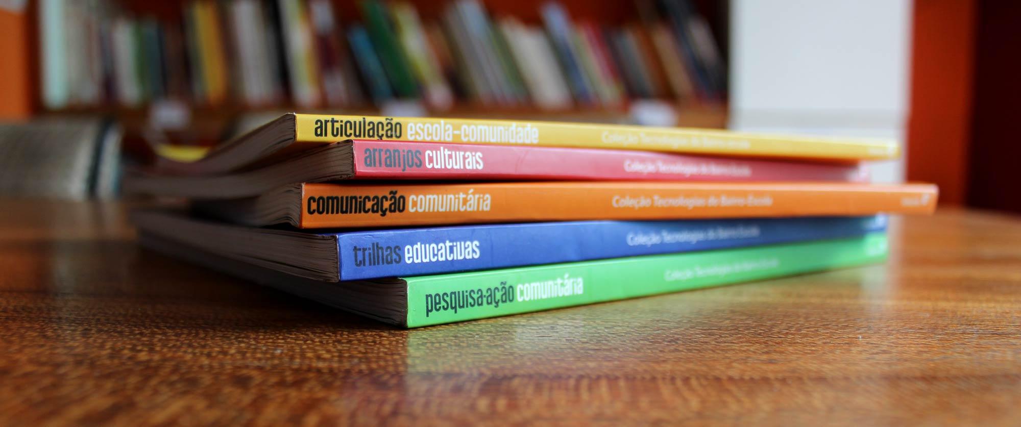 Coleção Tecnologias do Bairro-escola